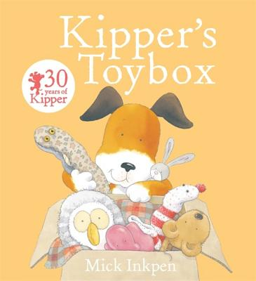 Kipper's Toybox - Inkpen, Mick