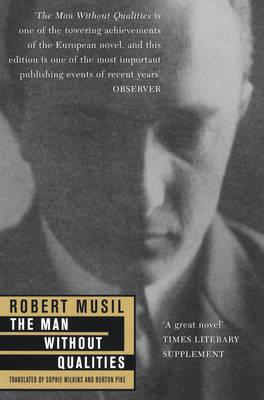 The Man Without Qualities - Musil, Robert