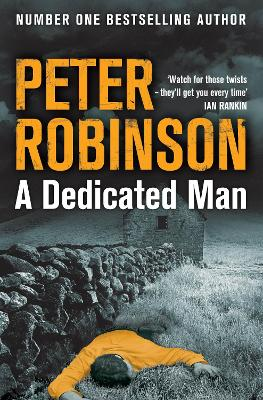 A Dedicated Man - Robinson, Peter