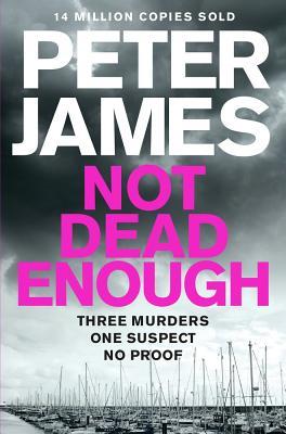Not Dead Enough - James, Peter