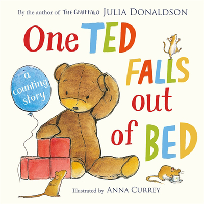 One Ted Falls Out of Bed - Donaldson, Julia