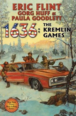 1636: The Kremlin Games - Flint, Eric