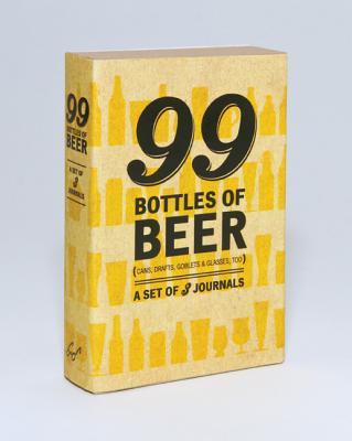99 Bottles of Beer Journal Set - Seldon, Dave