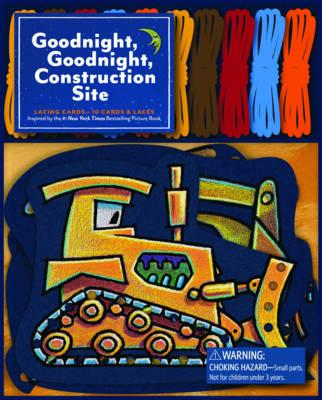 Goodnight, Goodnight, Construction Site Lacing Cards - Rinker, Sherri Duskey