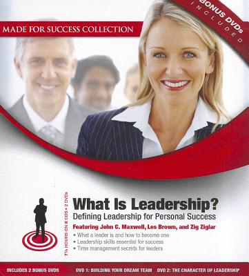 What Is Leadership?: Defining Leadership for Personal Success - Made for Success, and Maxwell, John C Brown (Read by)