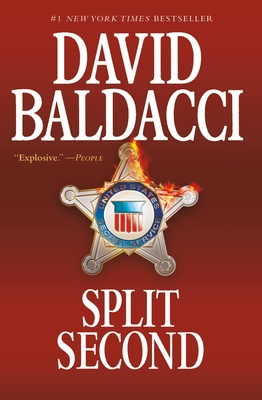 Split Second - Baldacci, David