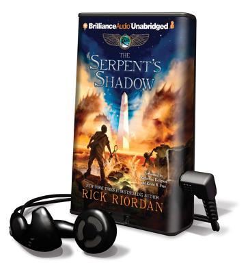 The Serpent's Shadow - Riordan, Rick, and Kellgren, Katherine (Read by)