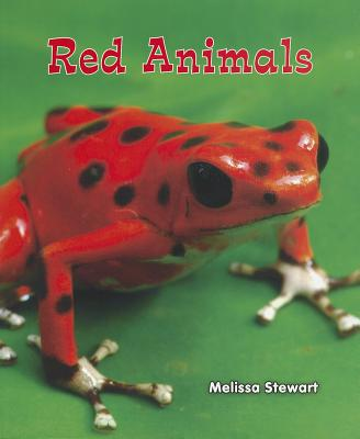 Red Animals - Stewart, Melissa