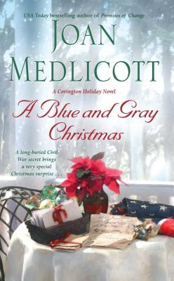 Blue and Gray Christmas - Medlicott, Joan