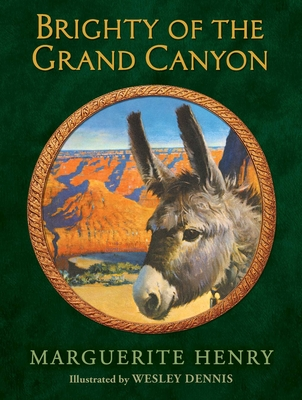 Brighty of the Grand Canyon - Henry, Marguerite