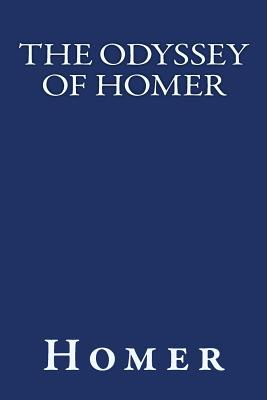 The Odyssey of Homer - Homer