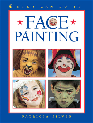 Face Painting - Silver, Patricia