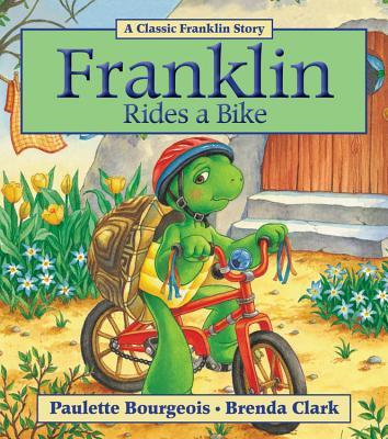 Franklin Rides a Bike - Bourgeois, Paulette