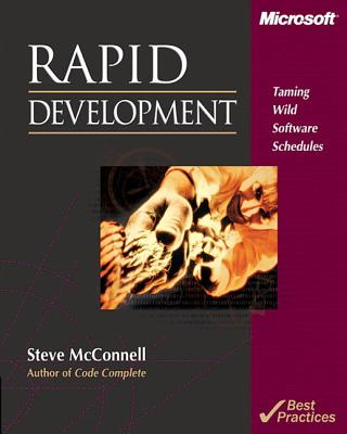 Rapid Development - McConnell, Steve M
