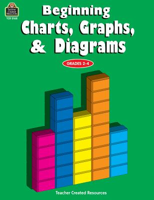 Beginning Charts, Graphs, and Diagrams, Grades 2-4: Skill Building Activities for the Primary Child - Carratello, John, and Carratello, Patty