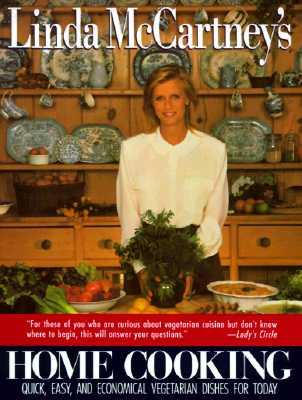 Linda McCartney's Home Cooking - McCartney, Linda