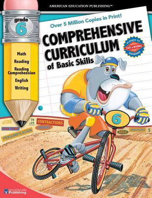 Comprehensive Curriculum of Basic Skills, Grade 6 - Douglas, Vincent, and School Specialty Publishing, and Carson-Dellosa Publishing