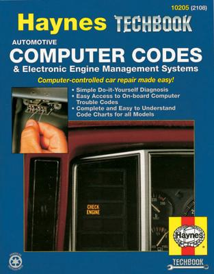 Automotive Computer Codes: Electronic Engine Management Systems - Maddox, Robert, and Haynes, John, and Quayside