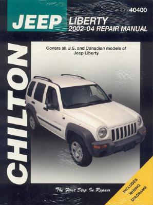 Jeep Liberty: 2002-2004 - Maddox, Robert, and Chilton Automotive Books, and Taylor, Len