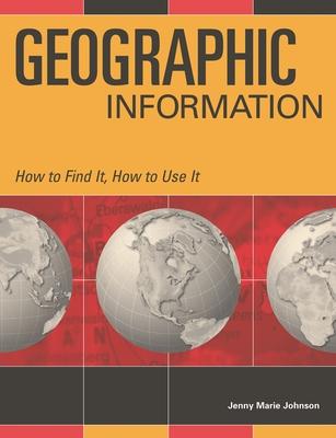 Geographic Information - Johnson, Jenny Marie