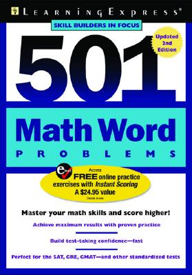 501 Math Word Problems - Learning Express LLC (Compiled by)