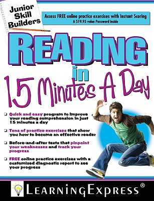 Reading in 15 Minutes a Day - Learning Express LLC (Creator)