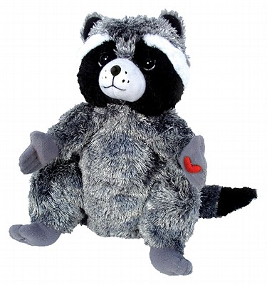 """The Kissing Hand, Chester the Raccoon Doll: 9"""" - Penn, Audrey, and Merrymakers (Creator)"""