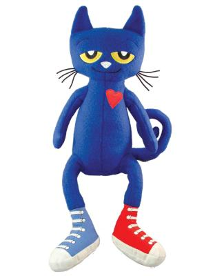 """Pete the Cat Doll: 28"""" - Litwin, Eric"""