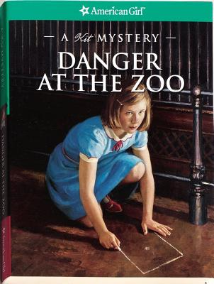 Danger at the Zoo: A Kit Mystery - Ernst, Kathleen, and Ross, Peg (Editor)