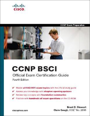 CCNP Bsci Official Exam Certification Guide - Stewart, Brent D