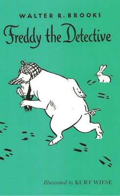 Freddy the Detective - Brooks, Walter R