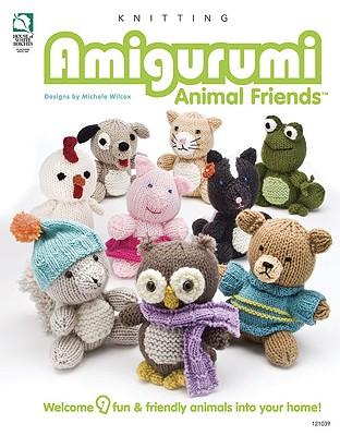 Amigurumi Animal Friends - Wilcox, Michele (Designer)