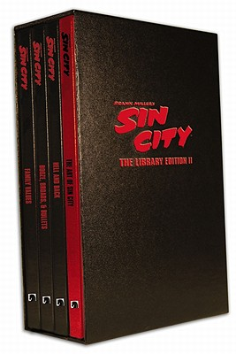 Frank Miller's Sin City Library Set II -