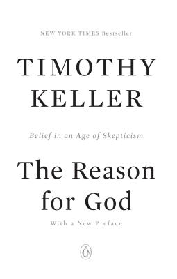 The Reason for God - Keller, Timothy