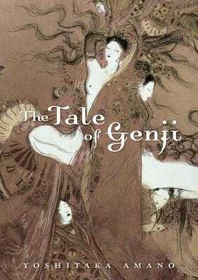 The Tale of Genji - Amano, Yoshitaka, and Nacht, Rachel (Translated by), and Ito, Anri (Text by)