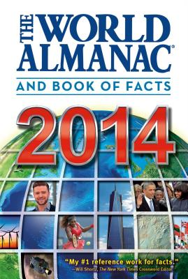 The World Almanac and Book of Facts 2014 - Janssen, Sarah (Editor)