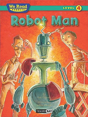 Robot Man - Orshoski, Paul
