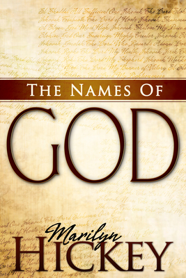 The Names of God - Hickey, Marilyn