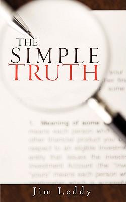 The Simple Truth - Leddy, Jim