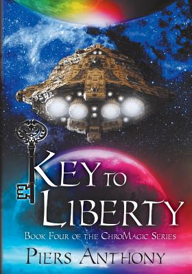 Key to Liberty - Anthony, Piers