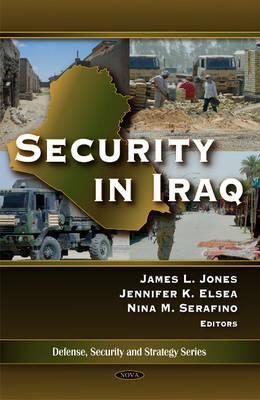 Security in Iraq - Jones, James L. (Editor), and Elsea, Jennifer K. (Editor), and Serafino, Nina M. (Editor)
