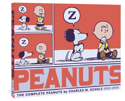 The Complete Peanuts: 1953-1954 - Schulz, Charles M