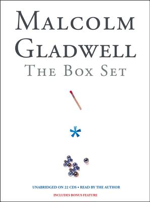 Malcolm Gladwell: The Box Set - Gladwell, Malcolm (Read by)