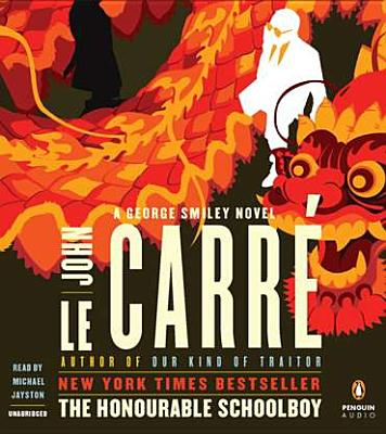 The Honourable Schoolboy - Le Carre, John, and Jayston, Michael (Read by)