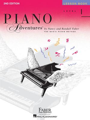 Piano Adventures, Level 1, Lesson Book - Faber, Nancy (Composer), and Faber, Randall (Composer)