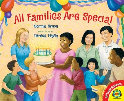 All Families Are Special - Simon, Norma