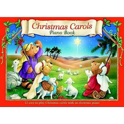 Christmas Carols Piano Book -
