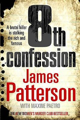 8th Confession - Patterson, James