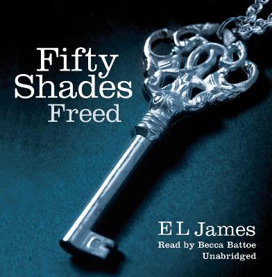 Fifty Shades Freed - James, E. L., and Battoe, Becca (Read by)