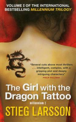 The Girl with the Dragon Tattoo - Larsson, Stieg
